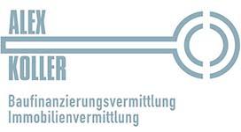 Alex Koller  Immobilienvermittlung   Baufinanzierung in Augsburg Logo